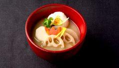 【味噌の日】関西風お雑煮