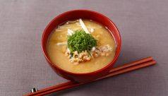 【味噌の日】納豆とえのき茸の味噌汁