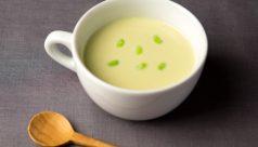 【味噌の日】枝豆と豆乳のすり流し味噌汁