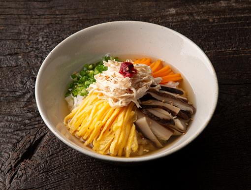 梅鶏飯 2